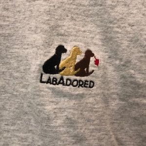 Labadored t shirt